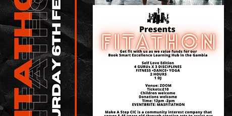 MAS FITATHON 2 tickets