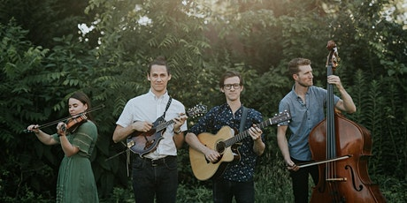 The Arcadian Wild with Nicholas Ian Carter and The Bridge Street Vibe tickets