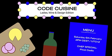 Code Cuisine  x LWD Coding Workshop with Cafe Robot tickets