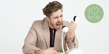 Webinar - Constructief omgaan met irritatie en boosheid tickets