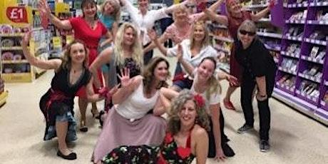 WEEKEND WORKSHOPS - DIRTY DANCING! tickets
