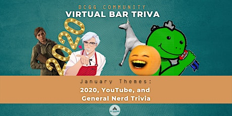 DC Gaming Group Community Trivia: Virtual Edition tickets