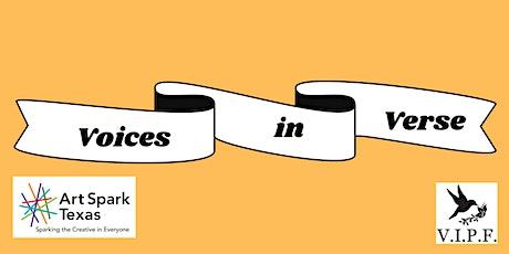 Voices in Verse tickets