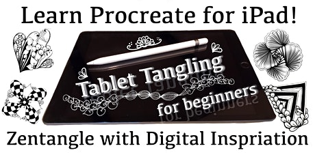 Tablet Tangling for Procreate Beginners Tickets
