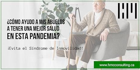 ¿Cómo ayudo a mi abuelos a tener una mejor salud en esta pandemia? entradas