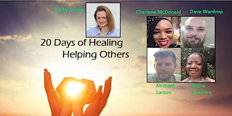 20 Days of Healing - with Vicky Poole, Helping Others tickets