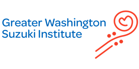 Greater Washington Suzuki Institute 2021 tickets