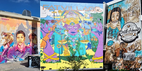 Choose954 Mural Tour Via Bicycle Through Fort Lauderdale During FTLADW21 tickets
