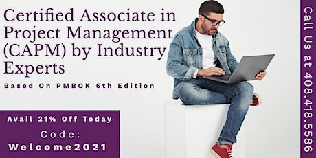 CAPM Certification Training in Albany tickets