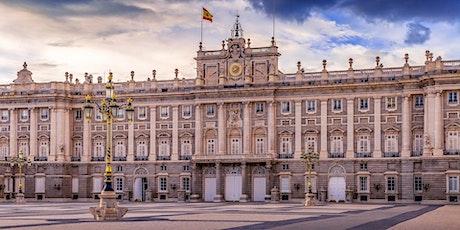 Mitología en el Palacio Real de Madrid entradas