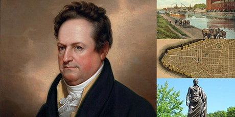 'New York's Greatest Mayors & Governors: DeWitt Clinton' Webinar tickets