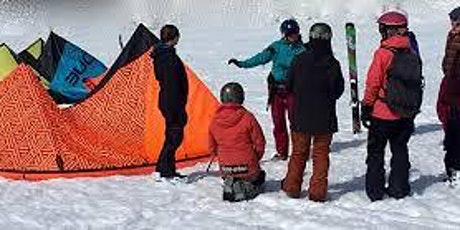Snowkiting Clinic tickets