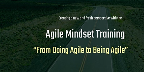 AgileNav mindset training (NL) tickets