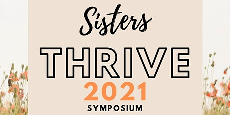 Sisters Thrive Symposium 2021 tickets