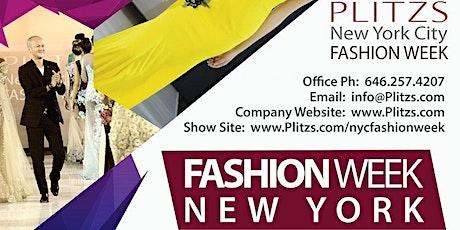 Fashion week NY Virtual Audition Female Model tickets