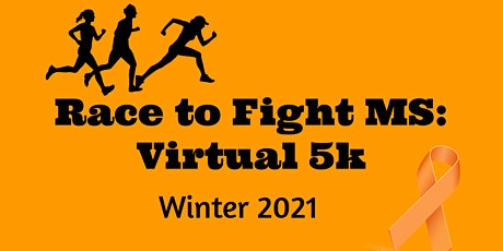 Race To Fight MS: Virtual 5k tickets