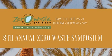 8th Annual Zero Waste Symposium tickets