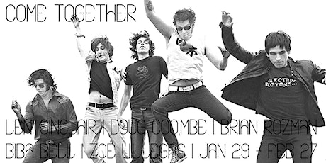 COME TOGETHER: MUSIC IS REVOLUTION tickets
