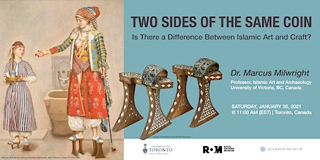 Two Sides of the Same Coin: Difference Between Islamic Art and Craft? tickets
