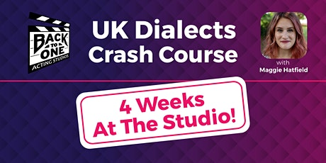 Dialects for the Actor II (UK) tickets