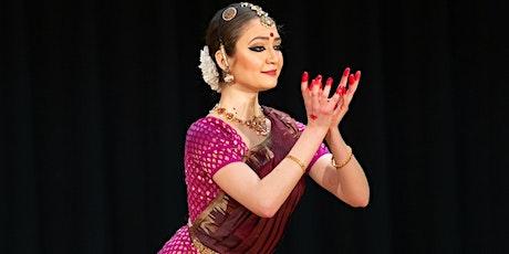 Sophia Salingaros - Bharatanatyam billets