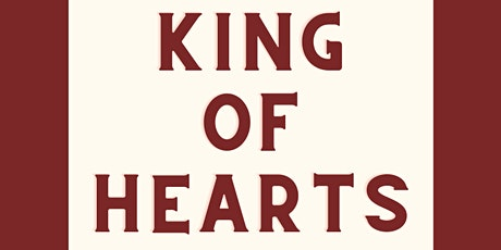 King of Hearts Virtual Reading tickets