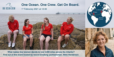 One Ocean Crew  Launch Event tickets