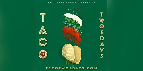 THIS TUESDAY :: TACO TWOSDAYS AT MEDUSA LOUNGE AND RESTURANT tickets