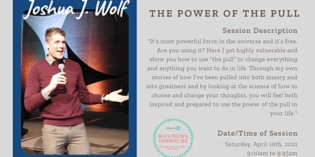 Mental Wellness Conference: The Power of the Pull Keynote Session tickets
