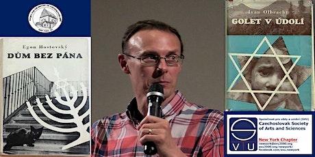 Eastern Jews in Czech Interwar Literature, talk by Christopher W. Harwood tickets
