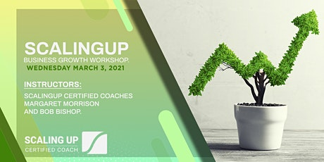 Scaling Forward Business Workshop tickets