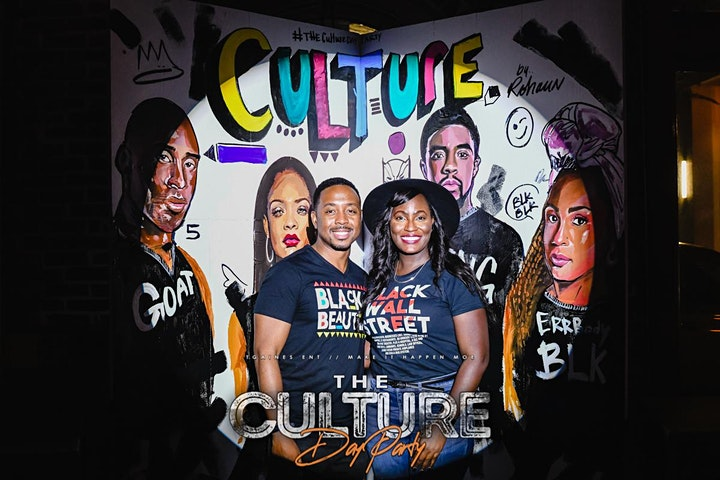 """Copy of """"The Culture"""" Day Party (Fall Kickoff) image"""
