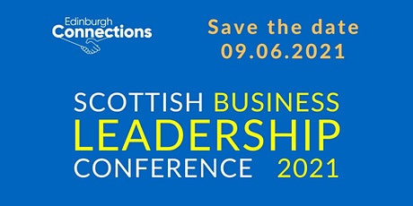 Scottish Business Leadership Conference 2021 tickets