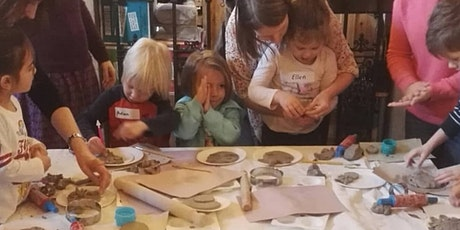 Clay Box + Children Pottery Class tickets