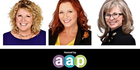 "AAP ""TRIFECTA"" ROUNDTABLE - BACK BY POPULAR DEMAND tickets"