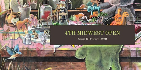 Opening reception : 4th Midwest Open tickets
