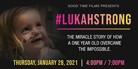 Lukah Strong Video Premiere tickets