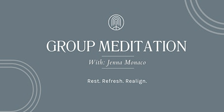 Group Meditation (7:30 PM PST) tickets