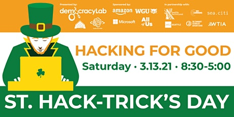 St. Hack-trick's Day 2021 tickets