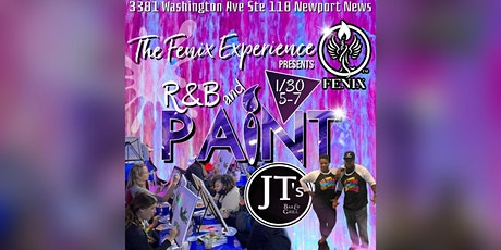 R&B Paint™️ at JT's Bar & Grill tickets