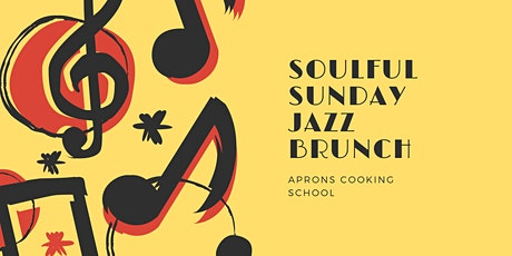 Soulful Sunday Jazz Brunch- ONE SEATING tickets