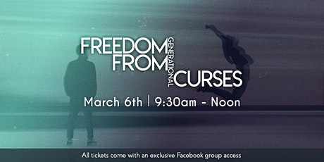 Freedom From Generational Curses tickets
