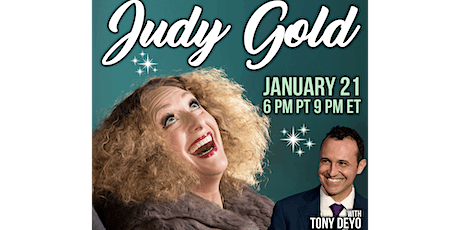 Judy Gold: Live Stand-up Comedy tickets