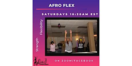 AFRO FLEX tickets