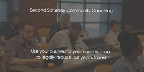Second Saturday Community Coaching-January Event TAKE TWO! tickets