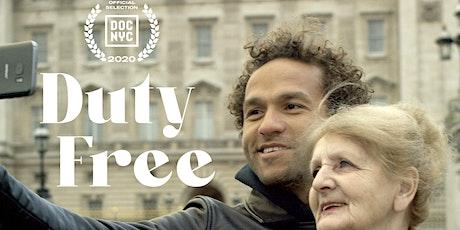 free screening of DUTY FREE tickets