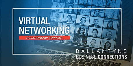 Ballantyne Business Connection: Aug 2021 Virtual Networking Meeting tickets