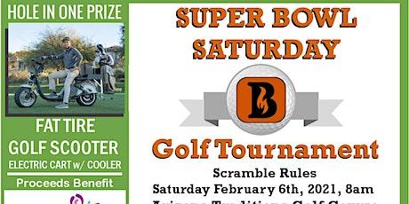 Bonfire Golf Tournament tickets