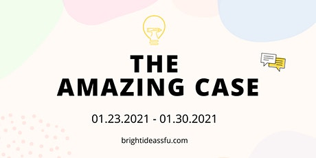 The Amazing Case Spring Cycle Tickets