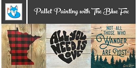 Pallet  Painting | The Bar in Goodview tickets